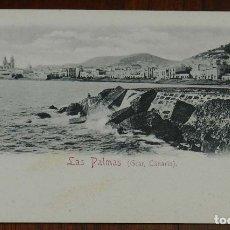 Postales: POSTAL DE LAS PALMAS (GRAN CANARIA), Nº 15. RUDOLF SCHIMRON, NO CIRCULADA, SIN DIVIDIR.. Lote 173194264