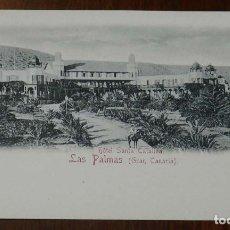 Postales: POSTAL DE LAS PALMAS (GRAN CANARIA), HOTEL SANTA CATALINA, Nº 11. RUDOLF SCHIMRON, NO CIRCULADA, SIN. Lote 173195017