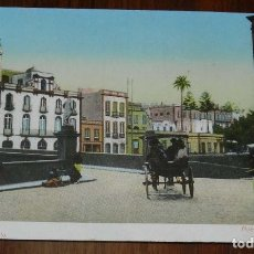 Postales: POSTAL DE LAS PALMAS, PUENTE DE PIEDRA, PHOTO J. PERESTRELLO, N. 46, NO CIRCULADA.. Lote 173201348