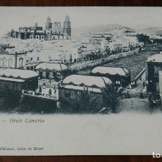 Postales: POSTAL DE LAS PALMAS, GRAN CANARIA, ED. MARIA QUESADA, NO CIRCULADA, SIN DIVIDIR.. Lote 173365165