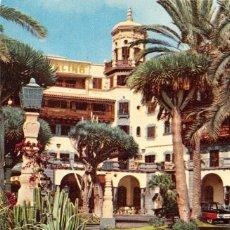 Postales: LAS PALMAS DE GRAN CANARIA.- HOTEL SANTA CATALINA. Lote 173742025