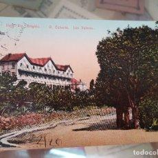 Postales: ANTIGUA POSTAL HOTEL STA. BRIGIDA LAS PALMAS CANARIAS. Lote 174006595