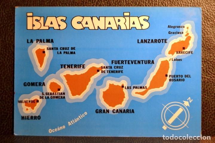ARCHIPIÉLAGO CANARIO - ISLAS CANARIAS - BRITO - 10454 (Postales - España - Canarias Moderna (desde 1940))
