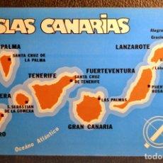Postales: ARCHIPIÉLAGO CANARIO - ISLAS CANARIAS - BRITO - 10454. Lote 174328522
