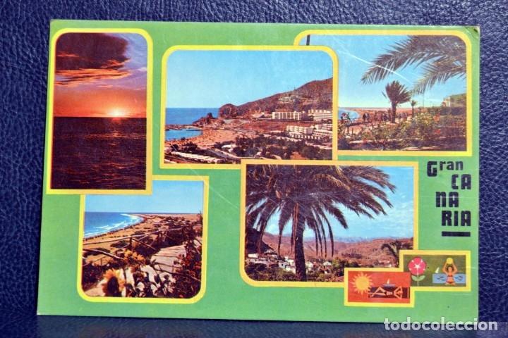 TIPISMO DE GRAN CANARIA - BRITO - 10519 (Postales - España - Canarias Moderna (desde 1940))