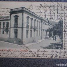Postales: TENERIFE CAPITANÍA GENERAL POSTAL CIRCULADA EN 1902. Lote 174543183