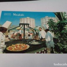 Postales: GRAN CANARIA - POSTAL HOTEL WAIKIKI - PLAYA DEL INGLÉS. Lote 174959014