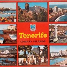 Postales: POSTAL N°30 ISLAS CANARIAS TENERIFE. Lote 174974370