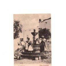 Postales: LAS PALMAS.(GRAN CANARIA).- PLAZA DE SANTO DOMINGO.. Lote 175795008