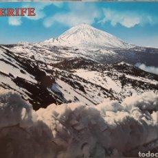Postales: POSTAL N°4123 EL TEIDE TENERIFE. Lote 175955507