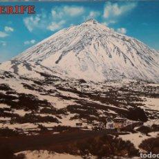 Postales: POSTAL N°4124 EL TEIDE TENERIFE. Lote 175955963