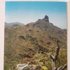 Postales: ROQUE NUBLO GRAN CANARIA POSTAL. Lote 176091203