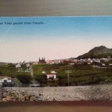 Postales: POSTAL ARUCAS VISTA PARCIAL GRAN CANARIA. Lote 176313348