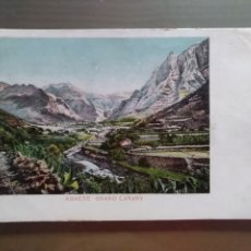 Postales: POSTAL AGAETE GRAND CANARY. Lote 176313363