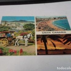 Postales: GRAN CANARIA - POSTAL LAS PALMAS. Lote 176338939
