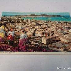 Postales: GRAN CANARIA - POSTAL LAS PALMAS. Lote 176339673