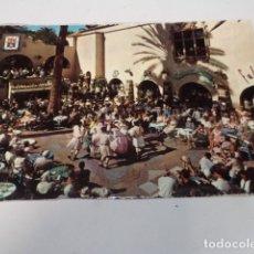 Postales: GRAN CANARIA - POSTAL LAS PALMAS - PUEBLO CANARIO. Lote 176341967