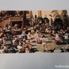 Postales: GRAN CANARIA - POSTAL LAS PALMAS - PUEBLO CANARIO (BAILES TÍPICOS). Lote 176342659