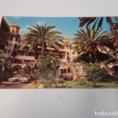 Postales: GRAN CANARIA - POSTAL LAS PALMAS - HOTEL SANTA CATALINA. Lote 176349257