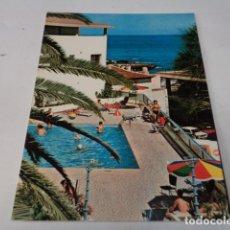 Postales: TENERIFE - POSTAL PUERTO DE LA CRUZ - HOTEL MONOPOL. Lote 176355120