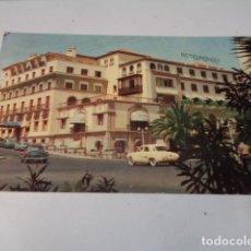 Postales: TENERIFE - POSTAL SANTA CRUZ - HOTEL MENCEY. Lote 176375475