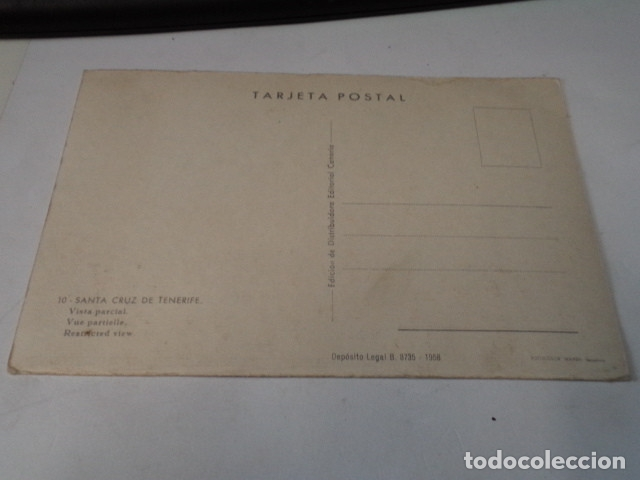 Postales: TENERIFE - POSTAL SANTA CRUZ - VISTA PARCIAL - Foto 2 - 176376277