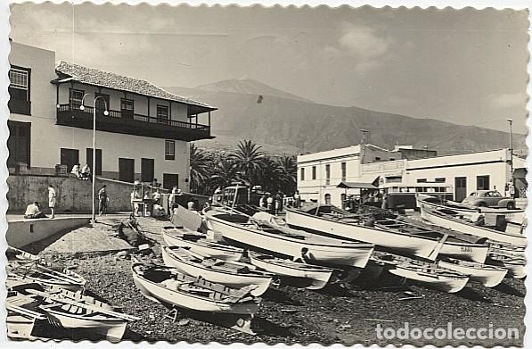 X122479 ISLAS CANARIAS PUERTO DE LA CRUZ TENERIFE VARADERO (Postales - España - Canarias Antigua (hasta 1939))