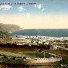 Postales: SUBIDA DE SANTA CRUZ A LA LAGUNA – TENERIFE. Lote 177274618