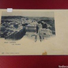 Postales: HAUSER Y MENET 468 GRAN CANARIA. LAS PALMAS. Lote 178676397