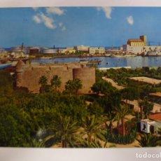 Postais: POSTAL. 1056. LAS PALMAS DE GRAN CANARIA. CASTILLO DE LA LUZ. ED. GLOBAL TRADERS. CIRCULADA. . Lote 178764791