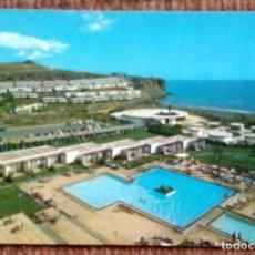 Postales: LAS PALMAS DE GRAN CANARIA - PLAYA DE SAN AGUSTIN. Lote 179088903