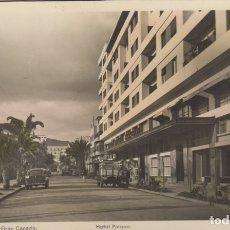 Postales: POSTAL Nº 9 LAS PALMAS DE GRAN CANARIA HOTEL PARQUE EDICIONES ARRIBAS. Lote 179187550