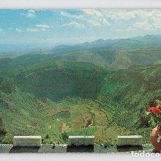 Postales: Nº 242 LAS PALMAS DE GRAN CANARIA. CALDERA DE BANDAMA (TAFIRA) -EDITORIAL CANARIAS-. Lote 179197863