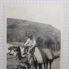 Postales: TENERIFE, 91. TYPICOS DEL PAÍS. POSTAL FOTOGRÁFICA. SIN CIRCULAR. Lote 179248781