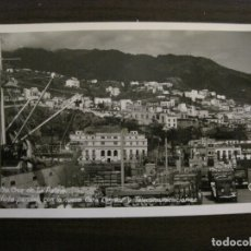 Postales: SANTA CRUZ DE LA PALMA-VISTA PARCIAL-NUEVA CASA CORREOS-COCHE-FOTOGRAFICA PALMA 21-VER FOTOS-(63128). Lote 179310478
