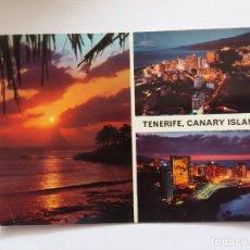 Postales: TARJETA POSTAL - TENERIFE CANARY ISLANDS . Lote 179947328