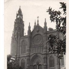 Postales: POSTAL DE ARUCAS - GRAN CANARIA - LA CATEDRAL. Lote 180017932