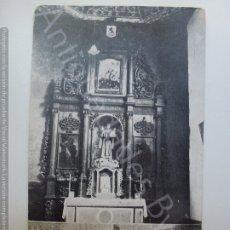 Postales: LA LAGUNA. CAPILLA DE SANTIAGO. TENERIFE. Lote 180103873