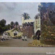 Postales: LAS PALMAS DE GRAN CANARIA. PUEBLO CANARIO. FISA. Lote 180103932