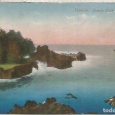Postales: CANARIAS TENERIFE PUERTO CRUZ OROTAVA ESCRITA. Lote 180261058