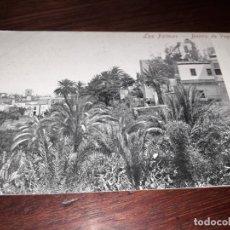 Postales: Nº 11740 POSTAL LAS PALMAS BARRIO DE VEGETA SIN DIVIDIR. Lote 180288142