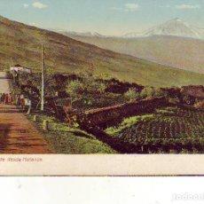 Cartoline: TENERIFE EL TEIDE DESDE LA MATANZA. Lote 180293123