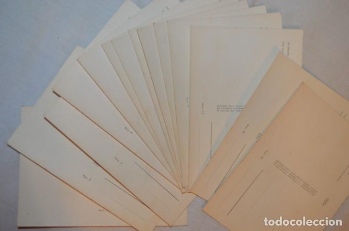 Postales: Serie de 14 postales - LA PALMA / Traje típico - Antiguas, buen estado, sin circular - ¡Mira fotos! - Foto 2 - 180339602