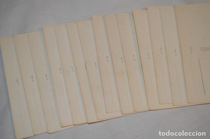 Postales: Serie de 14 postales - LA PALMA / Traje típico - Antiguas, buen estado, sin circular - ¡Mira fotos! - Foto 3 - 180339602