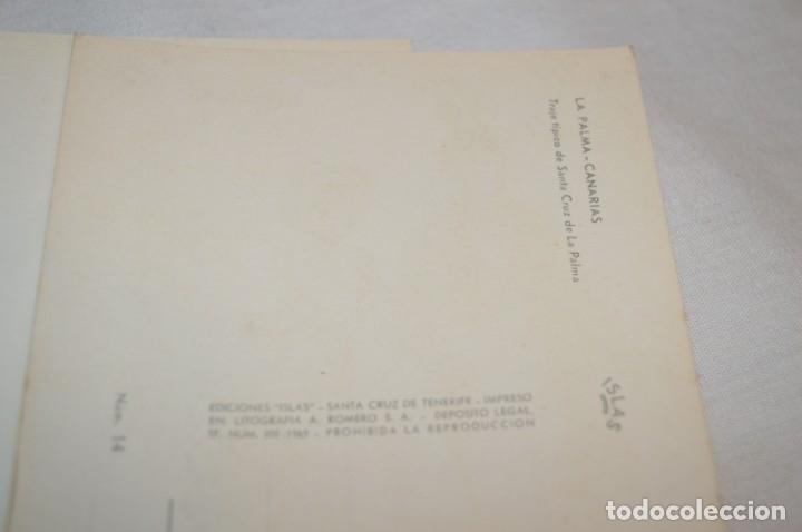Postales: Serie de 14 postales - LA PALMA / Traje típico - Antiguas, buen estado, sin circular - ¡Mira fotos! - Foto 5 - 180339602