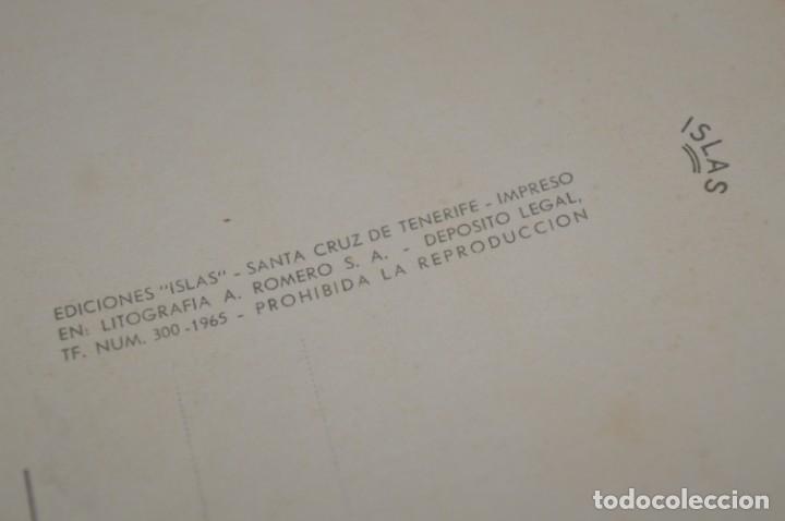 Postales: Serie de 14 postales - LA PALMA / Traje típico - Antiguas, buen estado, sin circular - ¡Mira fotos! - Foto 6 - 180339602