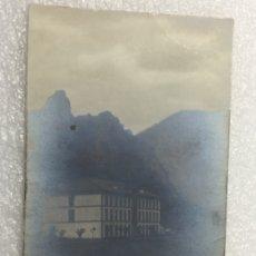 Postales: TARJETA POSTAL ORIGINAL LA HERMIDA BALNEARIO. Lote 180601747