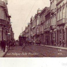 Postales: LAS PALMAS - CALLE TRIANA. Lote 180907136
