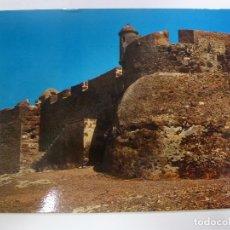 Postales: POSTAL. 5241. LANZAROTE. LA ISLA DE LOS VOLCANES. TEGUISE, CASTILLO DE GUANAPAY. ED. GASTEIZ. . Lote 181574408