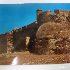Postales: POSTAL. 5241. LANZAROTE. LA ISLA DE LOS VOLCANES. TEGUISE, CASTILLO DE GUANAPAY. ED. GASTEIZ. . Lote 181574412